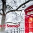 Can London Run When it Snows?