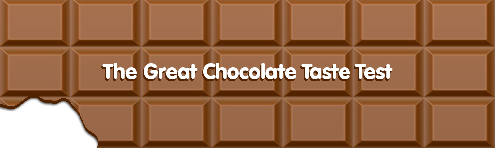The Great Chocolate Taste Test
