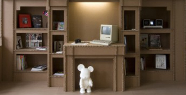 Meet the Cardboard Office