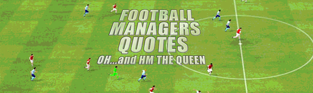 The wisdom of football managers