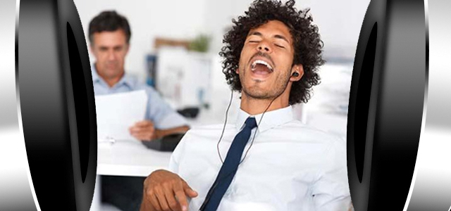 Should Offices Hand Out Headphones?