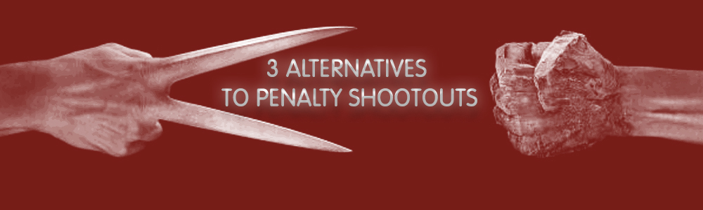 Three Alternatives to Football Penalties