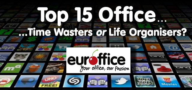 Top 15 Office Time Wasters or Life Organisers?