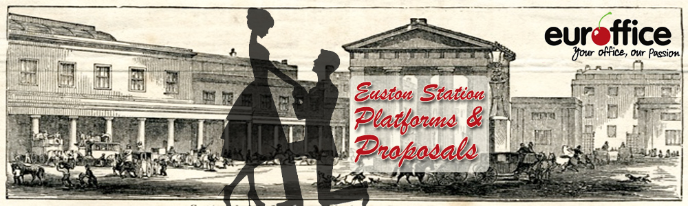 Euston Station: Platforms and Proposals