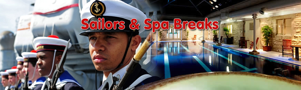 Luxury spa breaks, sailors and Swedish pop