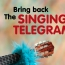 Bring Back the Singing Telegram?
