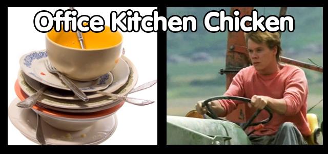 Office Kitchen Chicken