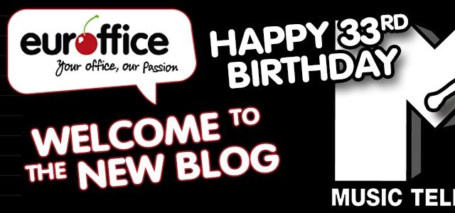 Happy Birthday MTV