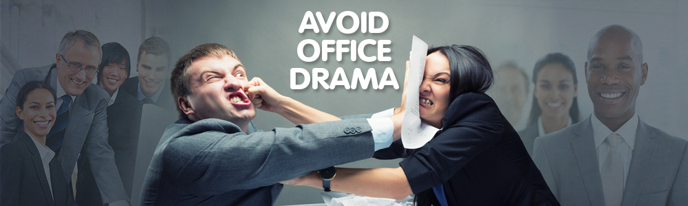 Avoiding Office Drama – Backstabbing and Biscotti