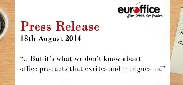 Euroffice Press Release 18th August 2014