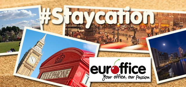 #StuckInTheOffice? Then Have A Staycation