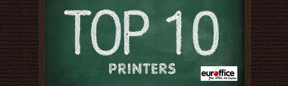 Top 10 Printers