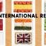 Tasty International Relations