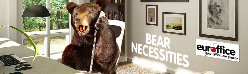 Back to Work – Survival Kit – Bear Necessities!