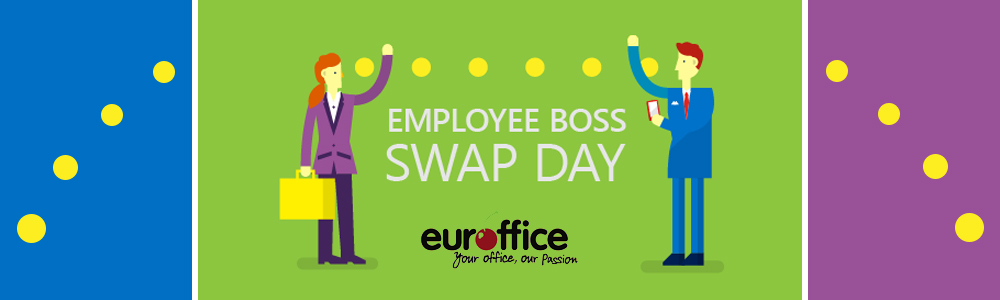 Boss-Employee Exchange Day