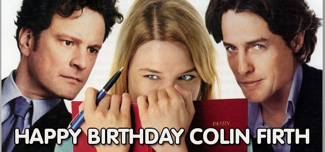 Happy Birthday Colin Firth – Top Diaries