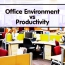 Office Environment vs Productivity