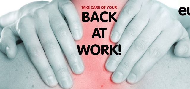 Taking Care Of Your Back At Work