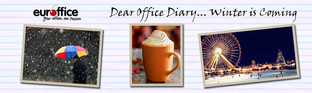 Dear Office Diary – Winter is Coming