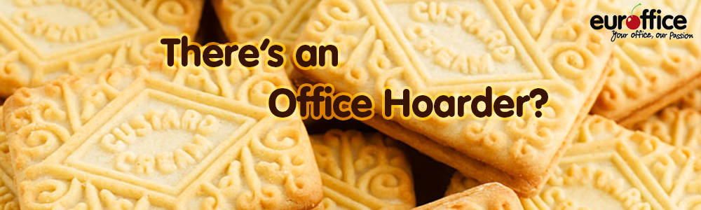 Dear Office Diary – There's An Office Hoarder