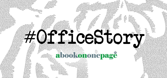 #OfficeStory Giveaway – Win a £100 M&S Voucher and x5 A Book On One Page Posters!