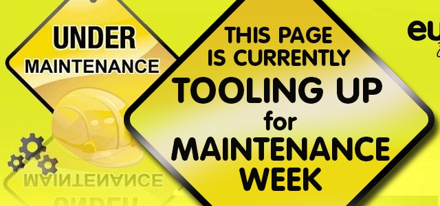 Tool Up For National Maintenance Week