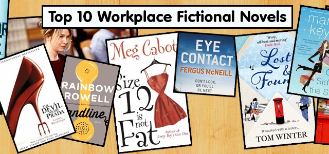 Top 10 Workplace Fictional Novels by Vicky from Books, Biscuits and Tea