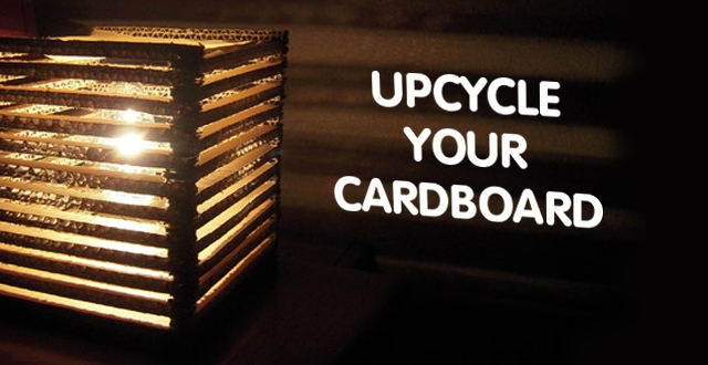 Clever Ways to Upcycle Your Cardboard Boxes