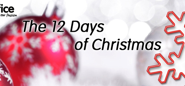 The 12 Days Of Christmas Office