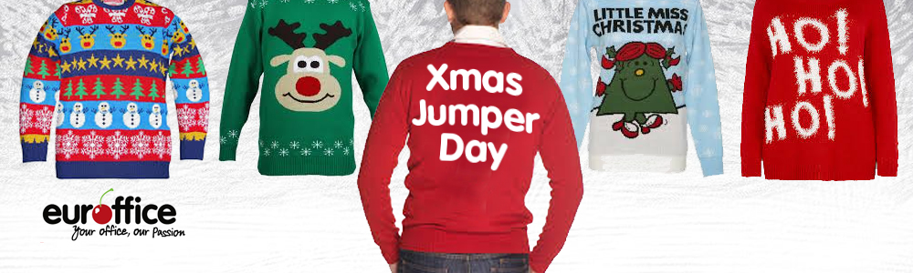 Wear Your Woolies For Christmas Jumper Day