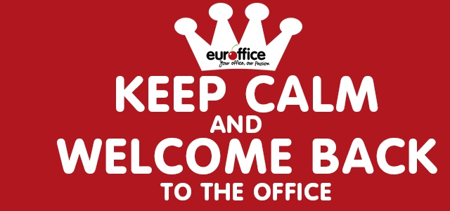 Welcome Back To The Office – Do You Have Everything You Need?