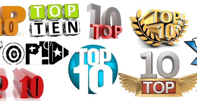 The Top Ten Euroffice Top10s