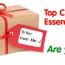 Top Christmas Essentials