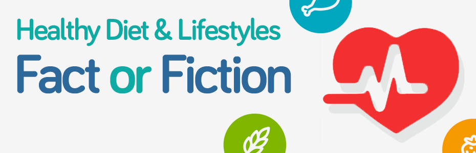 Healthy Diets And Lifestyles: Facts And Fiction
