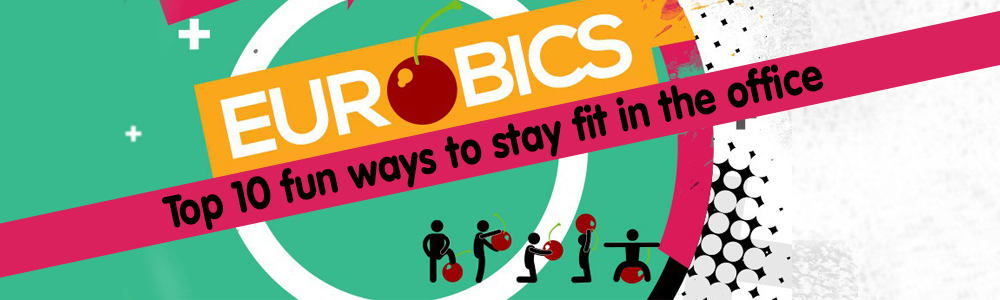 Top 10 Fun Ways To Stay Fit In The Office