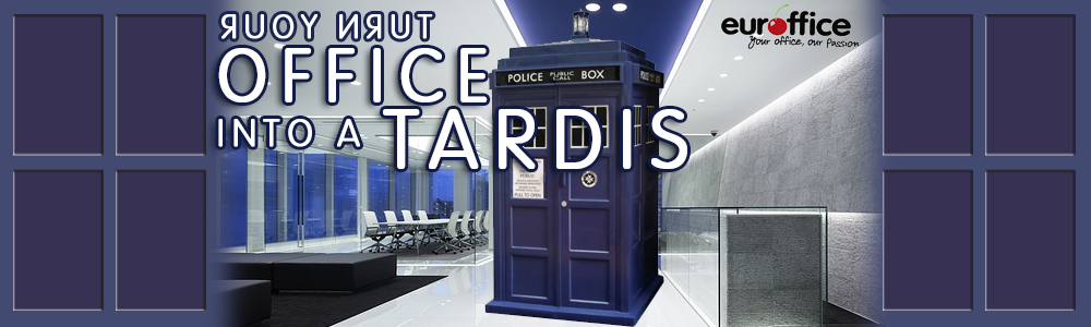 Turn Your Office into a Tardis