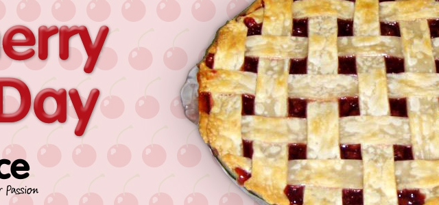 Treat Yourself And Your Office On Cherry Pie Day
