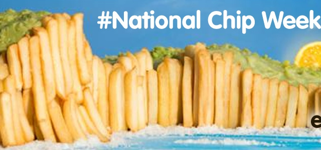 Will You Get Chomping For Chip Week?
