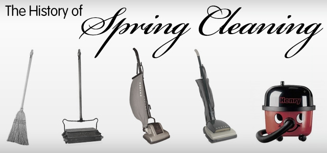 Spring Cleaning: A History