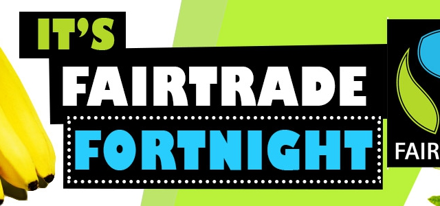 It's Fairtrade Fortnight