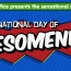 International Awesome Day: A Day Of A.W.E.S.O.M.E products | Top Ten Tuesday