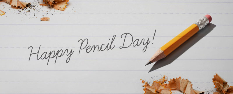 2B or Not 2B – National Pencil Day