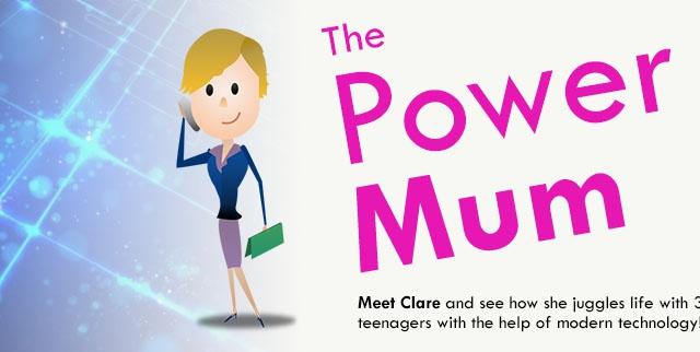 The Working Mum: The Career Driven Power Mum