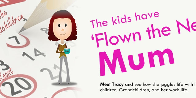 The Working Mum: The Kids Have Flown The Nest Mum