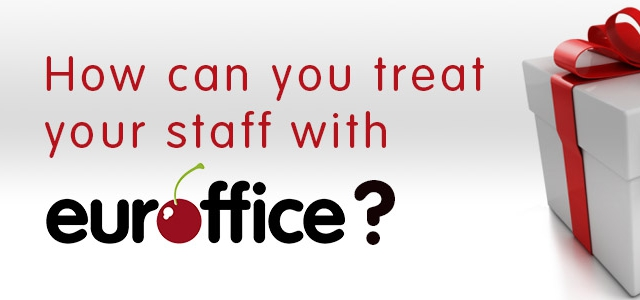 Treat Your Staff With Stationery From Euroffice
