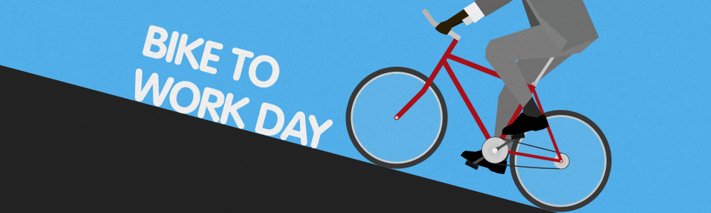 Mount Up For Bike To Work Day