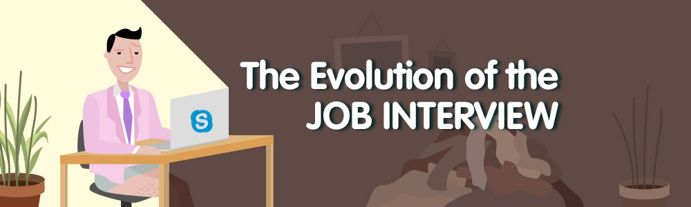 The Creation and Evolution of The Job Interview