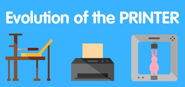 The History and Evolution of The Printer