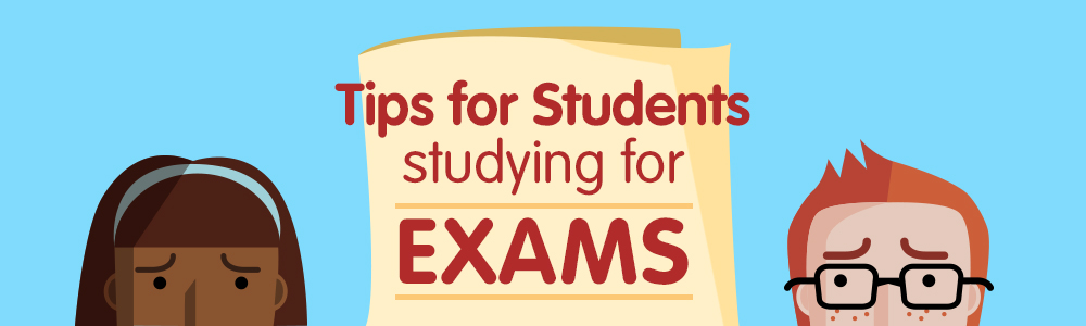 Three Top Tips To Help Students With Exams