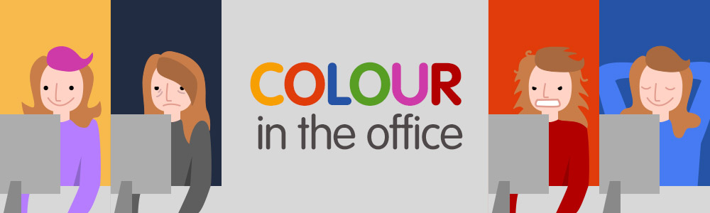 Colour In The Office